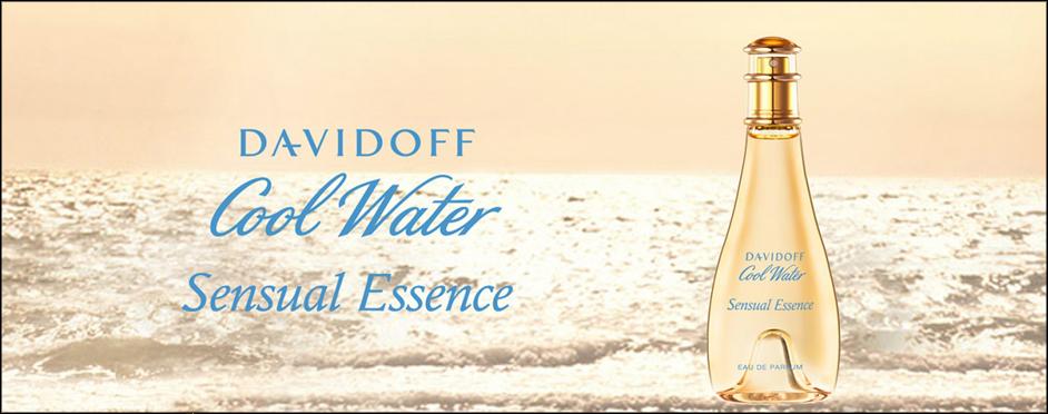 Davidoff Cool Water Sensual Essence Edp купить давидофф кул ватер