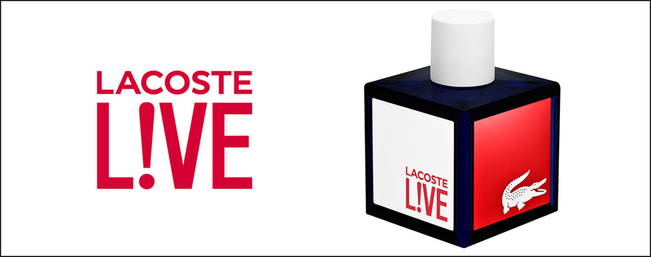 Lacoste Live Lacoste одеколон - новый аромат для